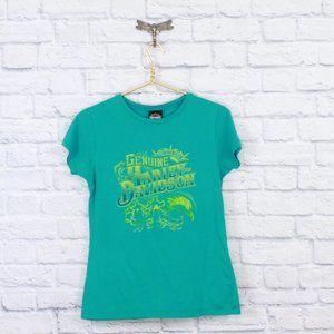 HARLEY DAVIDSON Short Sleeve Tee Shirt Size L